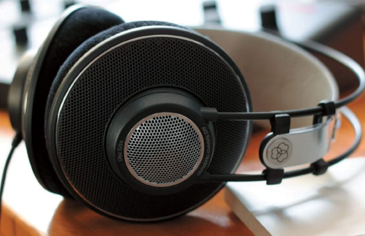 Best Open Back Budget Headphones - AKG Pro Audio K612PRO: