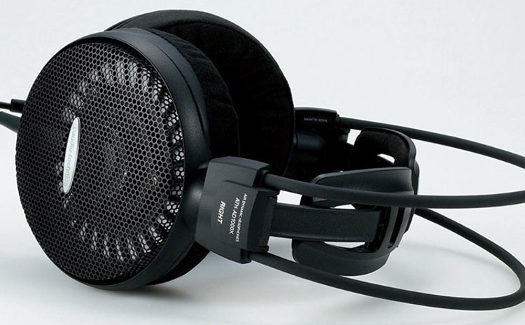 Audio Technica ATH-AD900X Open-Back Audiophile Headphone