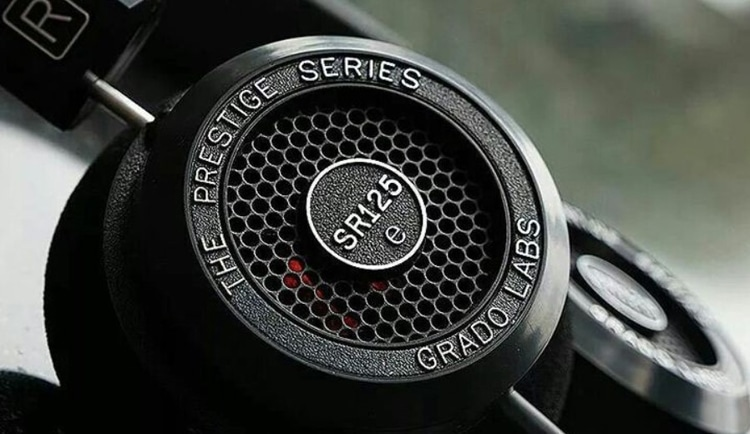 Grado Prestige Series SR125e Headphone - best ear headphone