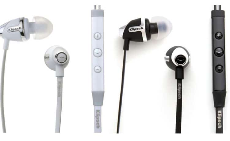 Klipsch Image S4i Premium Noise-Isolating Headset - earbuds review