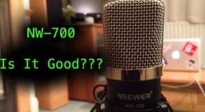Neewer NW-700 Microphone Review - Specs, Price