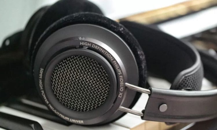 Philips X227 Fidelio Over Ear Headphone