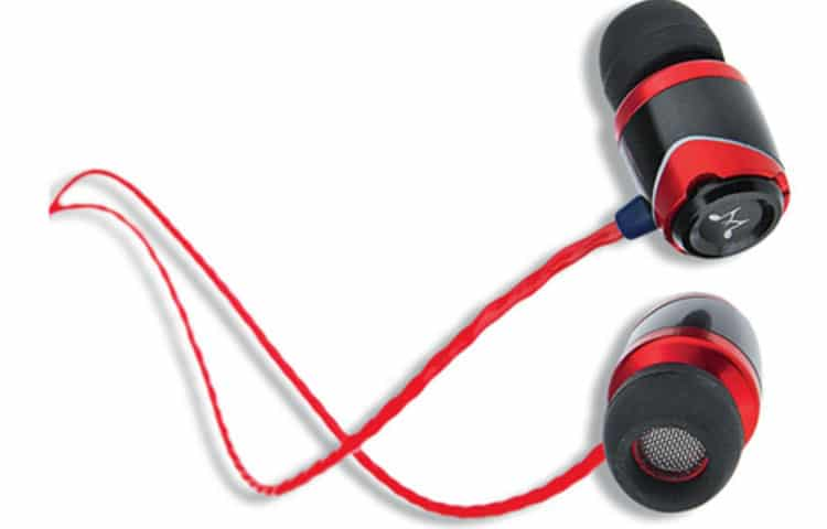Best Earbuds Under $50 - SoundMAGIC E10 Noise Isolating In-Ear Earphones