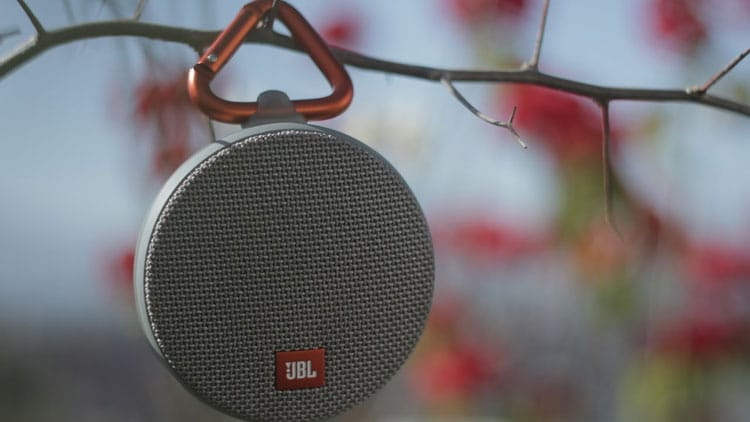 JBL Clip 2 amazon review - portable bluetooth speakers