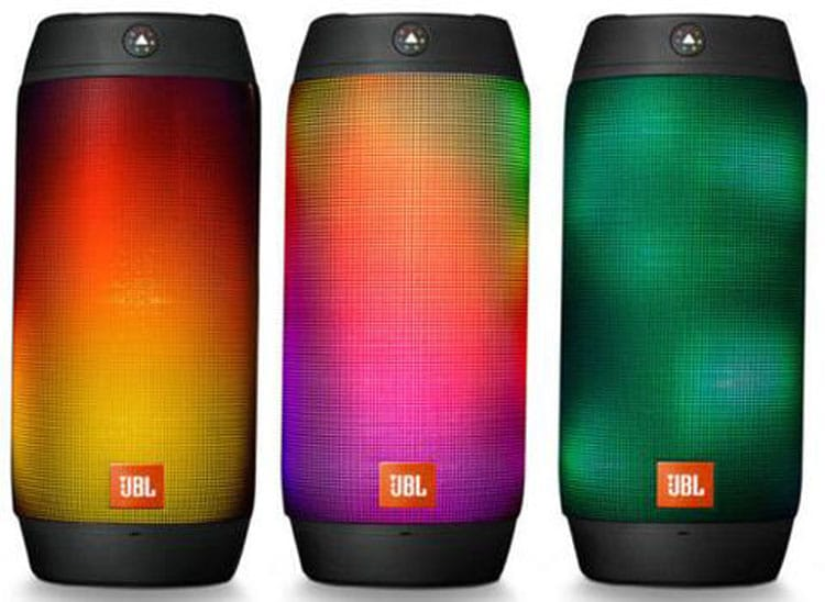 JBL Pulse 2 - portable bluetooth speakers