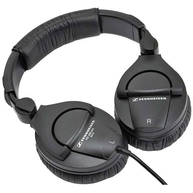 Sennheiser HD280 Pro Headphones specs and review
