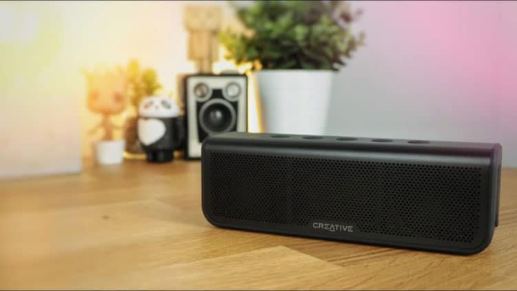 Creative Metallix bluetooth portable speaker review