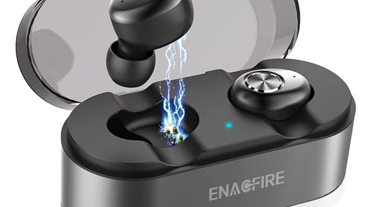 Enacfire E18 Bluetooth Earbuds Review