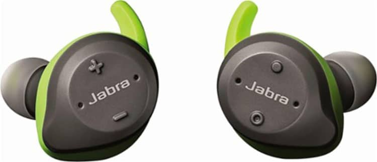 Jabra Elite Sport True Wireless Earbuds build & design