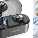 Wireless Earbuds, ENACFIRE E18 Bluetooth 5.0 True Wireless Bluetooth Earbuds