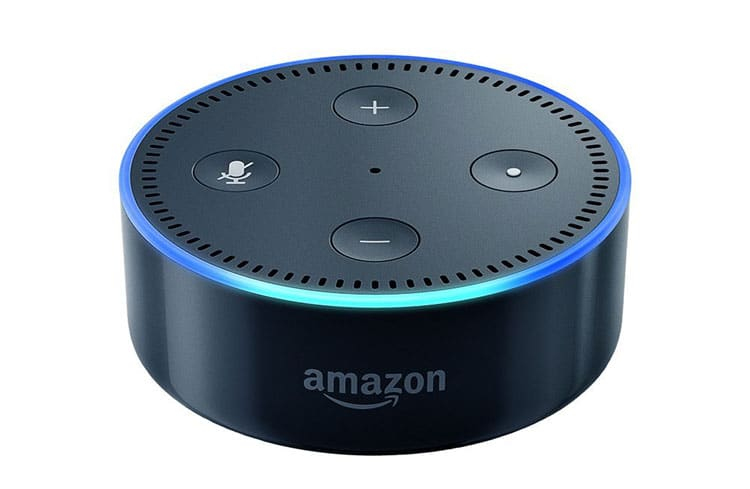 Amazon Echo Dot smart speaker specs