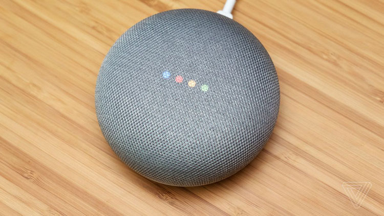 Google Home Mini review - smart speaker price - specs details