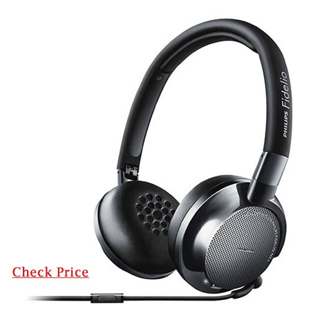 philips nc1/27 fidelio noise cancelling premium headphones