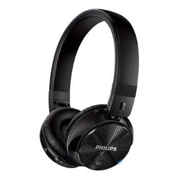 philips shb8750nc/27 wireless noise canceling headphones