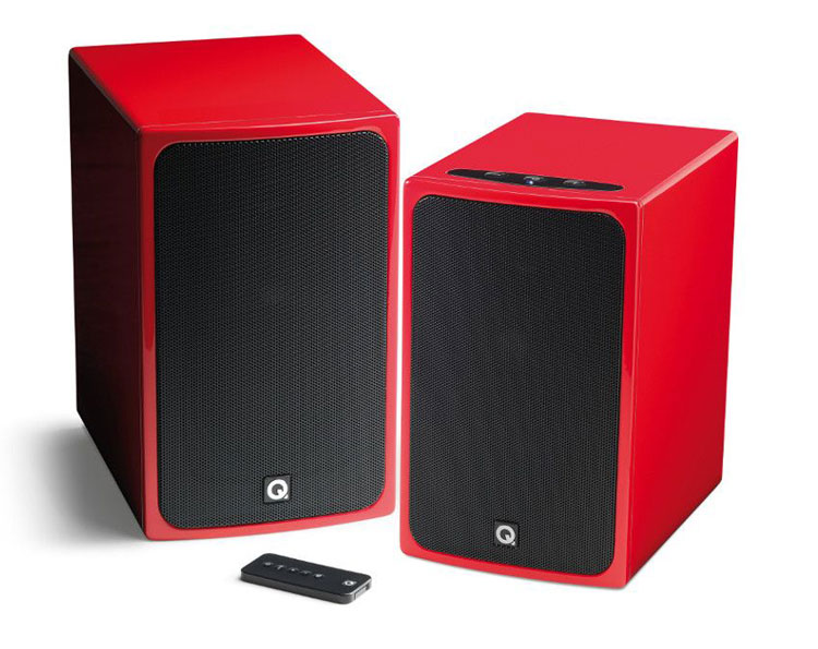 Q Acoustics BT3 Wireless Active Bookshelf Speakers review