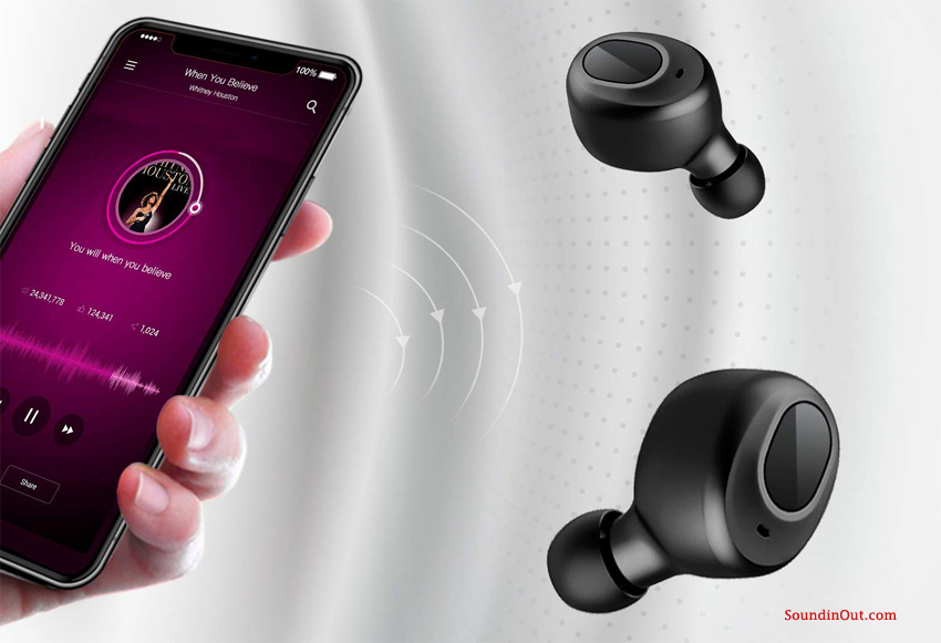 Wireless Earbuds, ENACFIRE E19 True Wireless Bluetooth Earbuds Review