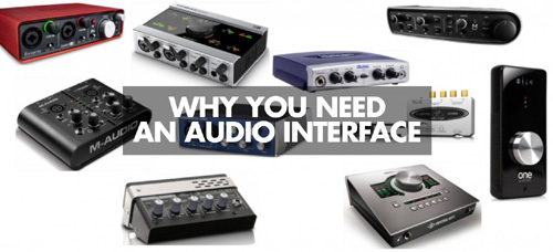 best audio interface 2018