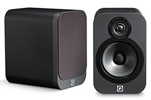 q acoustics 3010 compact bookshelf speakers review