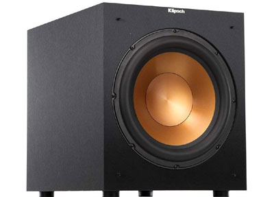klipsch r-12sw subwoofer review