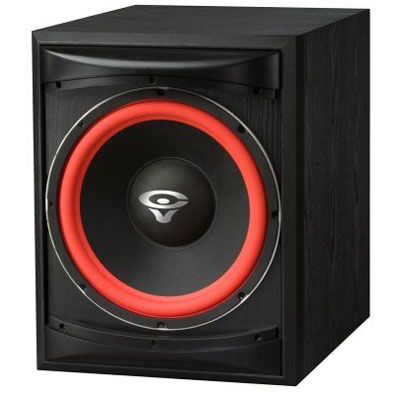 cerwin vega 12 inch subwoofer review