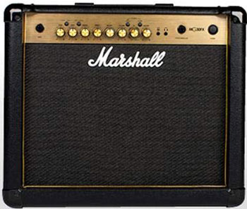 best amps for metal under 200 - marshall guitar combo amp