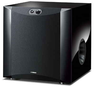 best powered subwoofer under $500 - yamaha ns-sw300 review