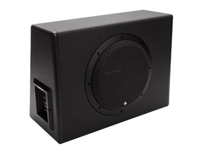 rockford fosgate p300 car subwoofer