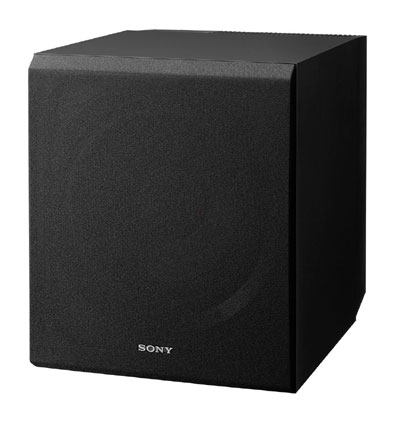 Sony SACS9 10-Inch Active Subwoofer reviews