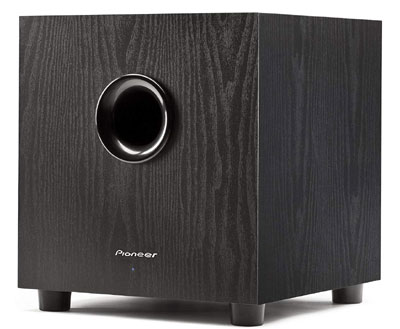 pioneer sw-8mk2 subwoofer review