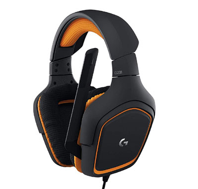 best gaming headsets under $100 - Logitech G231 Prodigy Gaming Headset