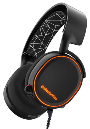 SteelSeries Arctis 5 RGB Illuminated Gaming Wired Headset review