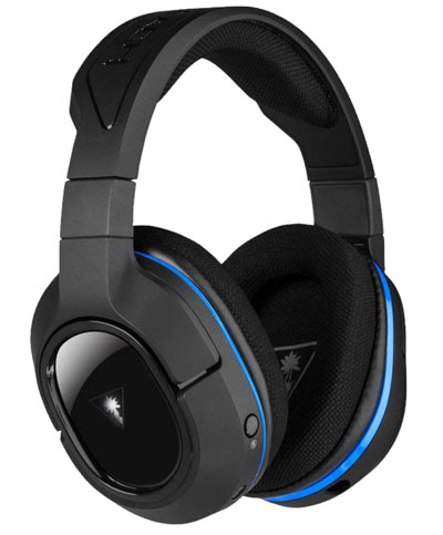 Turtle Beach - Ear Force Stealth 400 Fully Wireless Gaming Headset under $100